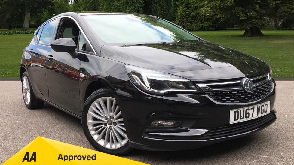 Vauxhall Astra 1.4T 16V 150 Elite Nav 5dr Hatchback (2017)