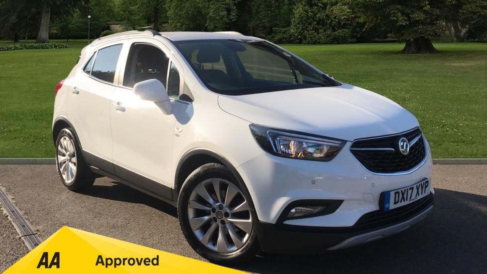 Vauxhall Mokka X 1.6i Elite 5dr - Front/Rear Parking Sensors & Mobile Phone Integration Hatchback (2017)