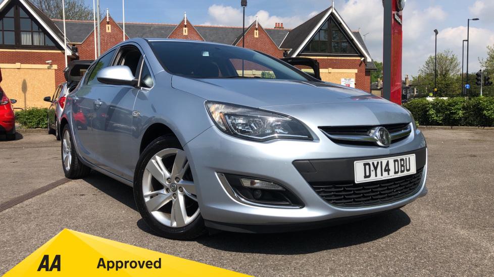 Vauxhall Astra 1.4T 16V SRi 5dr Hatchback (2014) image