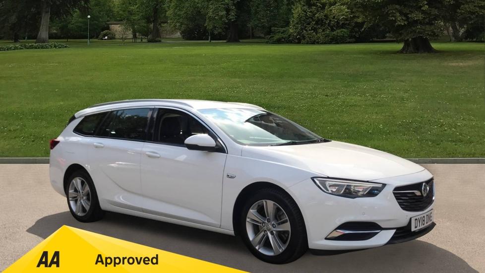 Vauxhall Insignia 1.6 Turbo D ecoTec [136] Tech Line Nav 5dr - Navi 900 IntelliLink Navigation & Parking Sensors image 1