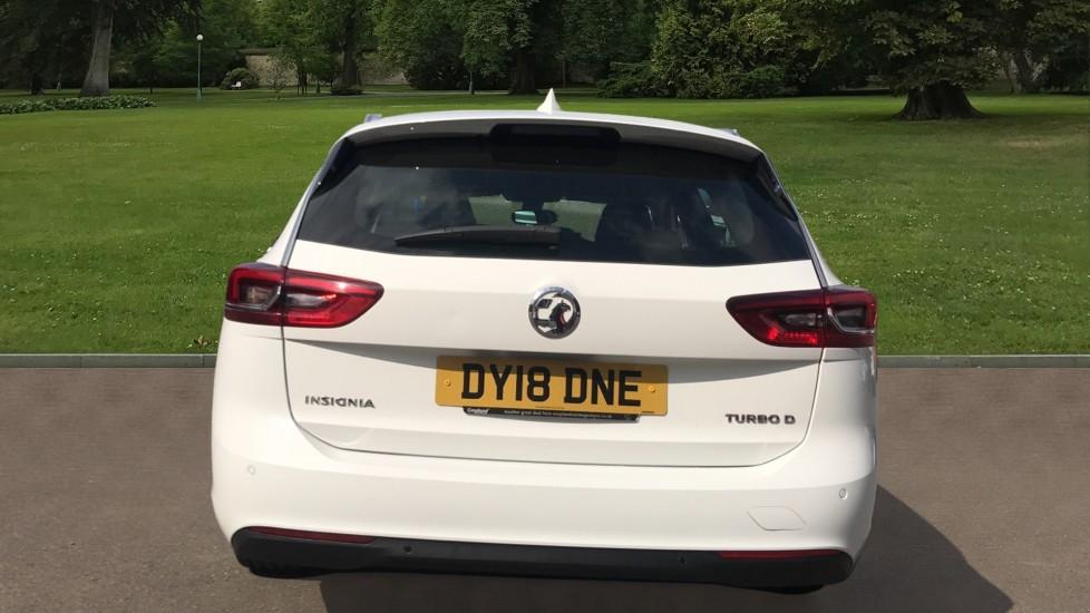 Vauxhall Insignia 1.6 Turbo D ecoTec [136] Tech Line Nav 5dr - Navi 900 IntelliLink Navigation & Parking Sensors image 6