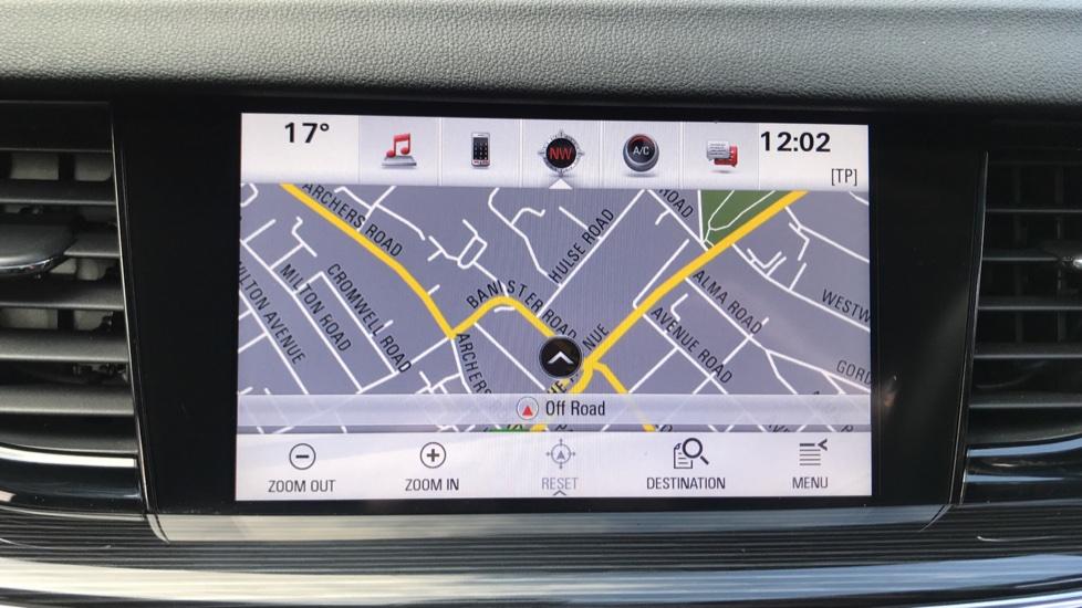 Vauxhall Insignia 1.6 Turbo D ecoTec [136] Tech Line Nav 5dr - Navi 900 IntelliLink Navigation & Parking Sensors image 22