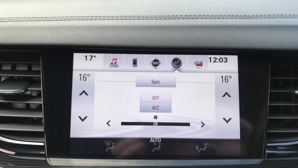 Vauxhall Insignia 1.6 Turbo D ecoTec [136] Tech Line Nav 5dr - Navi 900 IntelliLink Navigation & Parking Sensors image 23