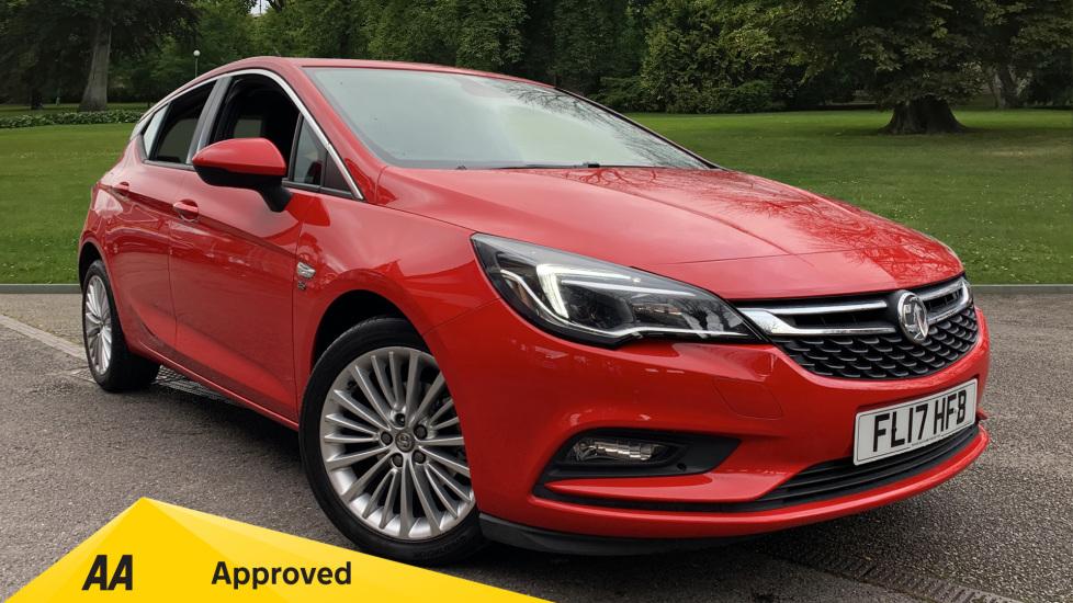 Vauxhall Astra 1.0T 12V ecoFLEX Elite 5dr Hatchback (2017)