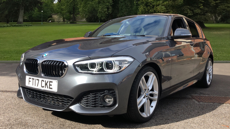 BMW 1 Series 118d M Sport 5dr [Nav] image 3
