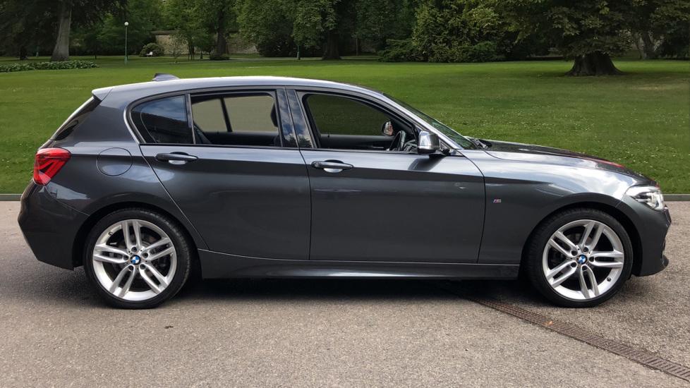 BMW 1 Series 118d M Sport 5dr [Nav] image 4