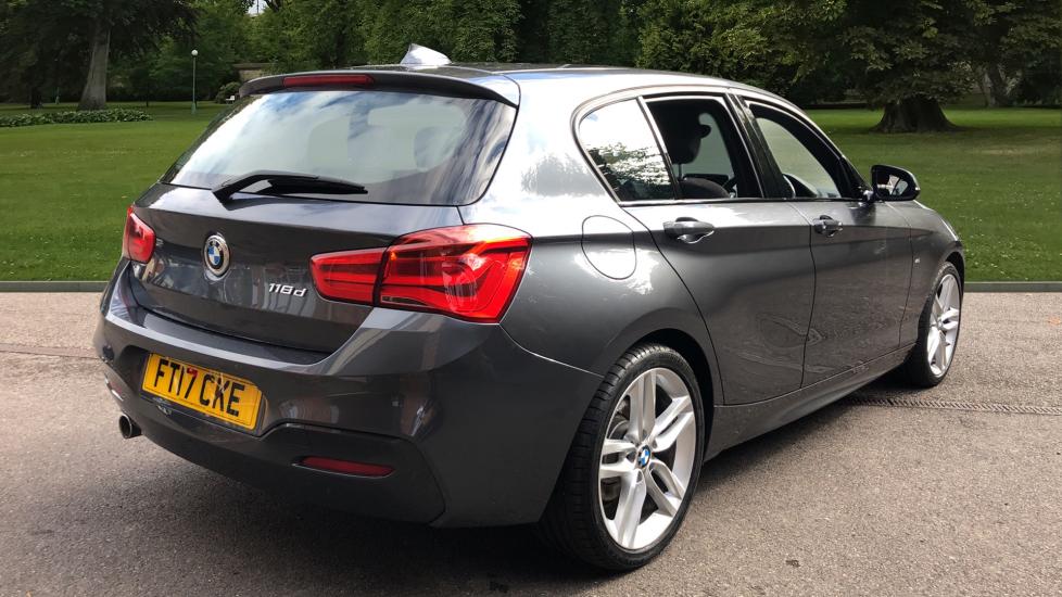 BMW 1 Series 118d M Sport 5dr [Nav] image 5