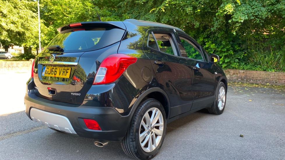 Vauxhall Mokka 1.4T Exclusiv 5dr image 5