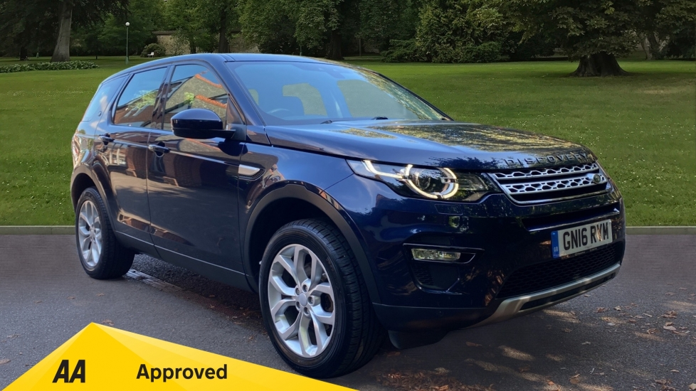 Land Rover Discovery Sport 2.0 TD4 180 HSE Black 5dr - Seven Seats, InControl Touch Navigation & Reverse Camera Diesel Automatic Estate (2016) image