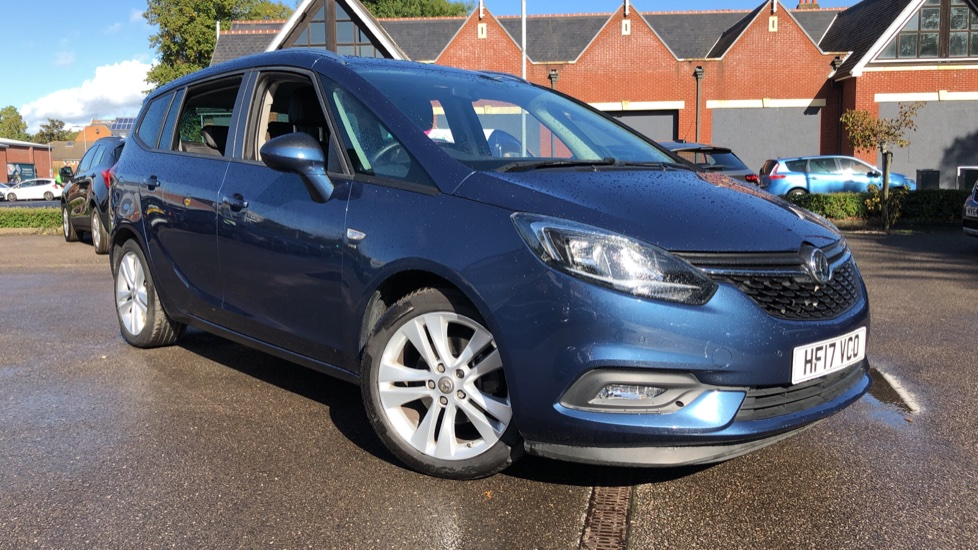 Vauxhall Zafira 1.4T SRi Nav 5dr Estate (2017)
