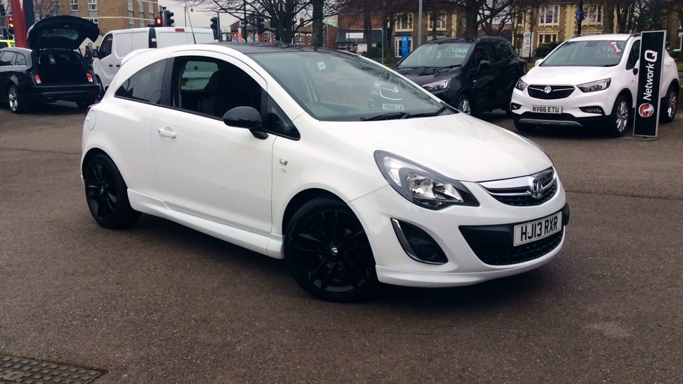 Vauxhall Corsa 1 2 Limited Edition R Hatchback 2017