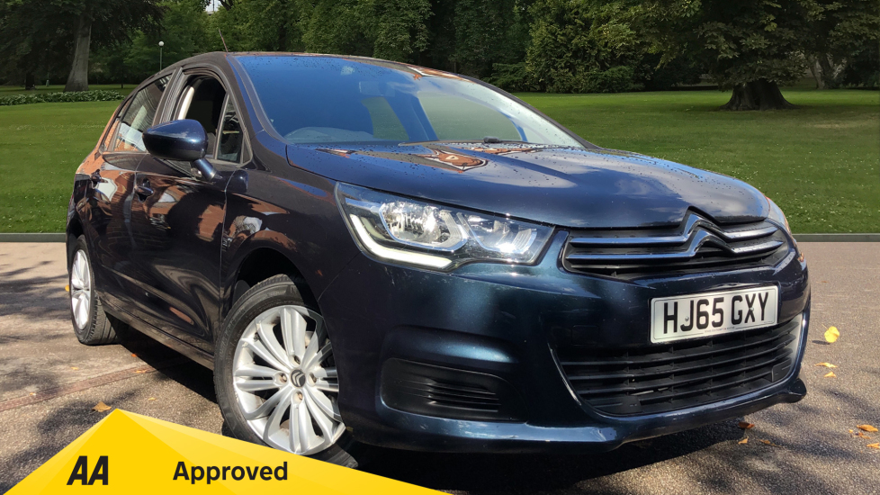 Citroen C4 1.6 BlueHDi Feel 5dr Diesel Hatchback (2015) image