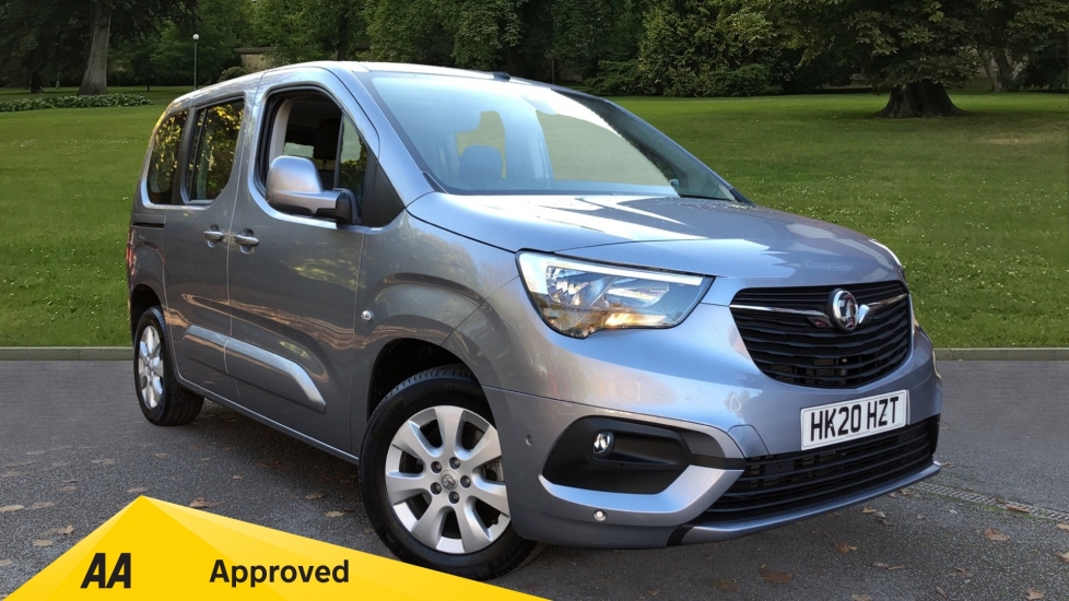 Vauxhall Combo Life 1.5 Turbo D 130 Energy 5dr Diesel Automatic Estate (2020) image