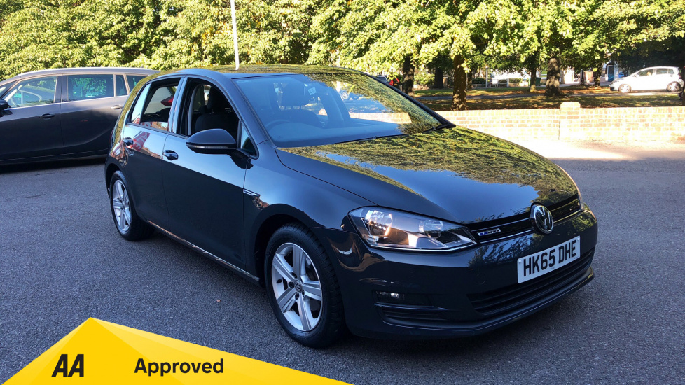 Volkswagen Golf 1.0 TSI Match BlueMotion 5dr Hatchback (2015) image