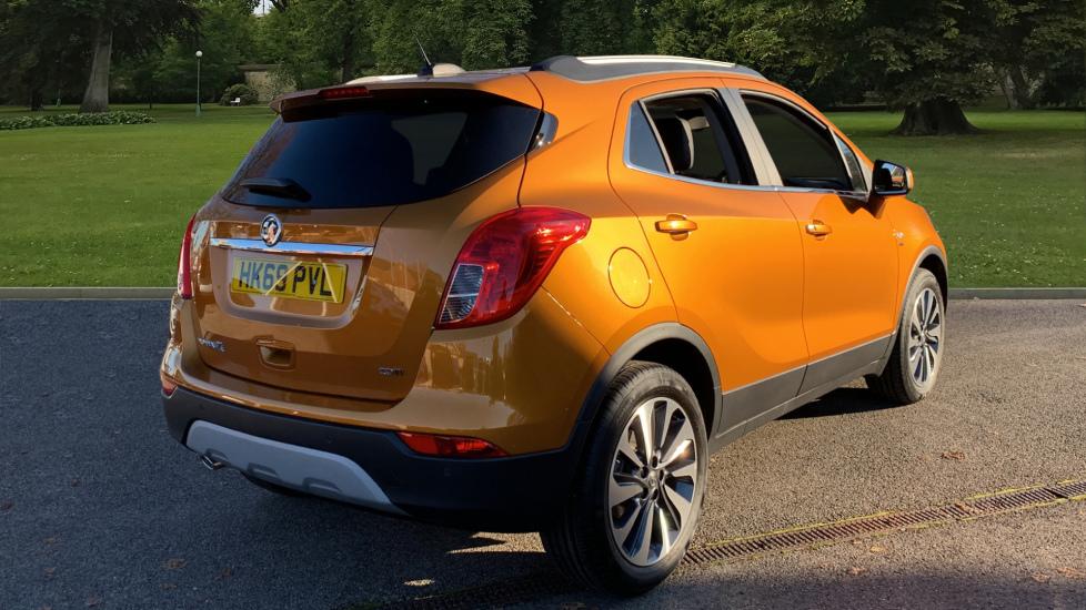 Vauxhall Mokka X 1.6CDTi [136] Elite 5dr 4WD image 5