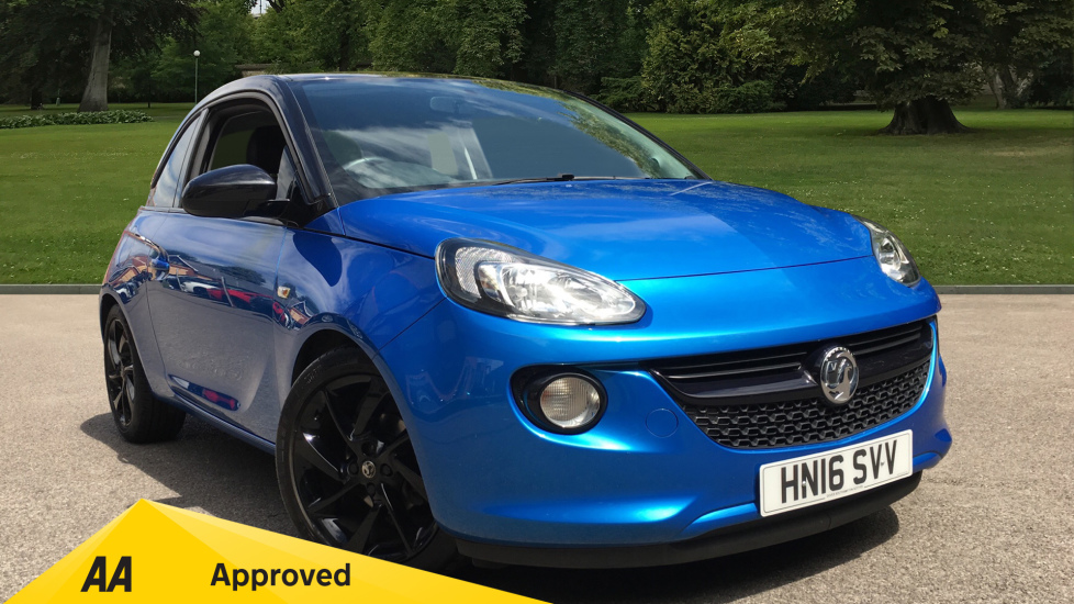 Vauxhall Adam 1.2i Energised 3dr Hatchback (2016) image