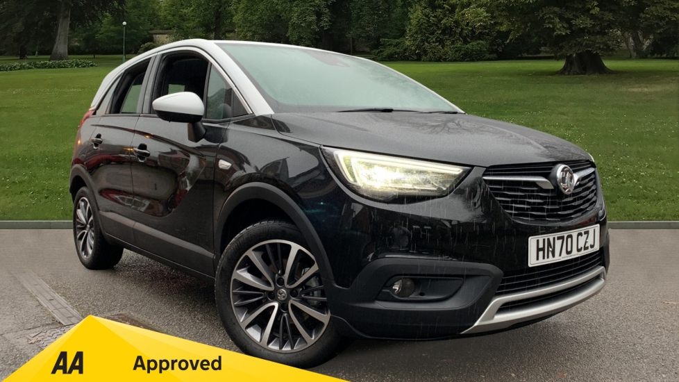 Vauxhall Crossland X 1.2T [130] Elite Nav [Start Stop] 5 door Hatchback (2020) image