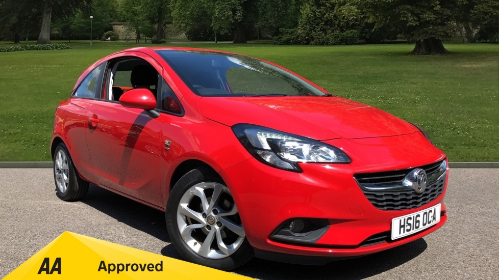 Vauxhall Corsa 1.4 [75] ecoFLEX Energy [AC] 3 door Hatchback (2016)
