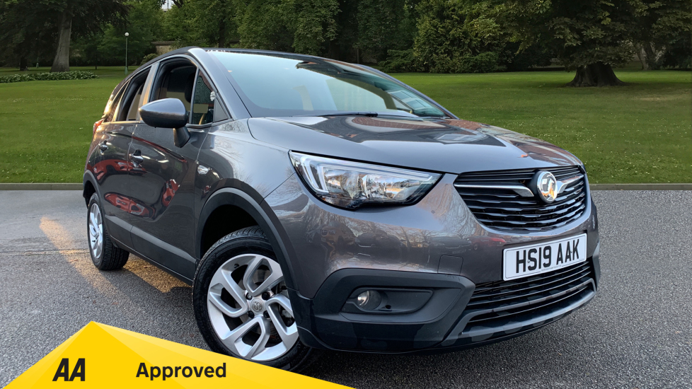 Vauxhall Crossland X 1.2T ecoTec [110] SE Nav [6 Speed] [S/S] 5 door Hatchback (2019)
