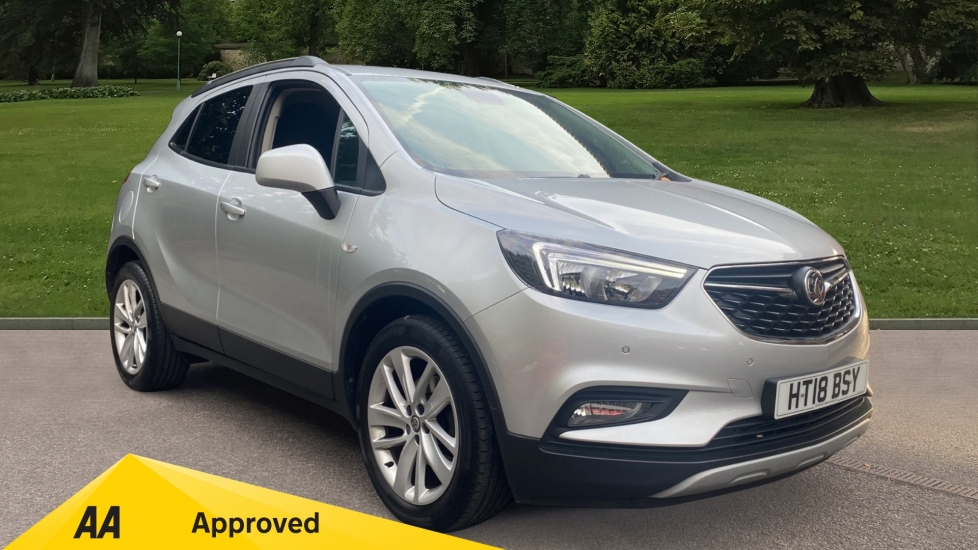 Vauxhall Mokka X 1.4T ecoTEC Active 5dr - Automatic Headlights, Cruise Control & Mobile Integration Hatchback (2018)