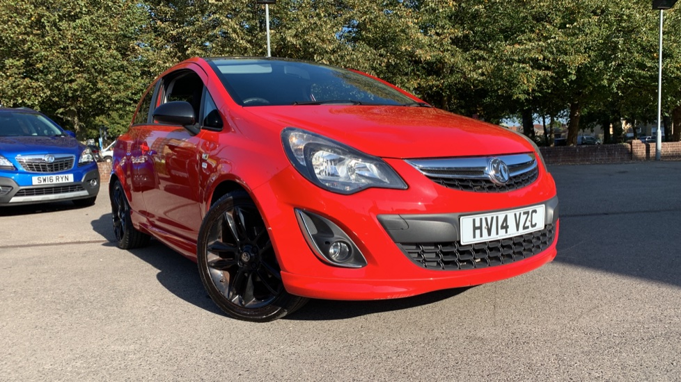 Vauxhall Corsa 1.2 Limited Edition 3dr Hatchback (2014) image
