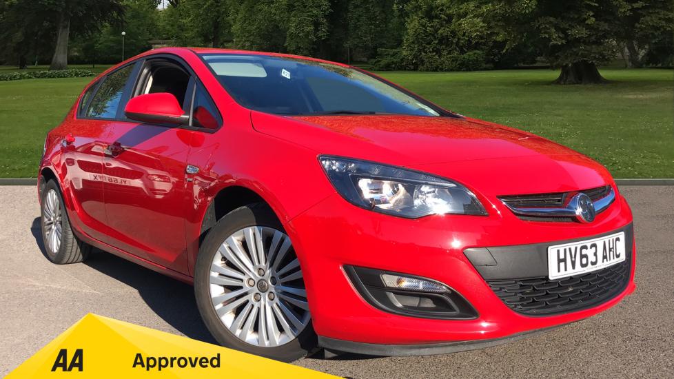 Vauxhall Astra 1.6i 16V Energy 5dr Hatchback (2013) image