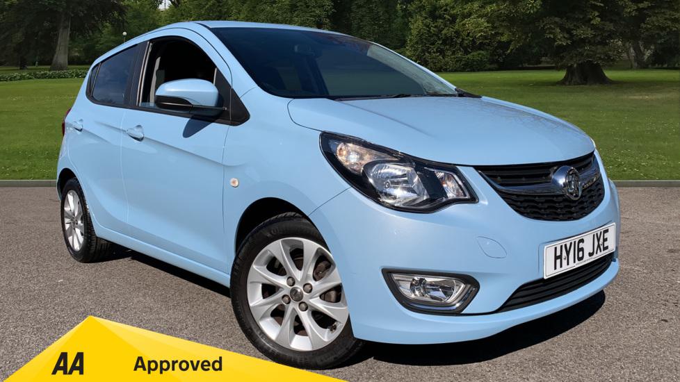 Vauxhall Viva 1.0 SL 5dr Hatchback (2016)