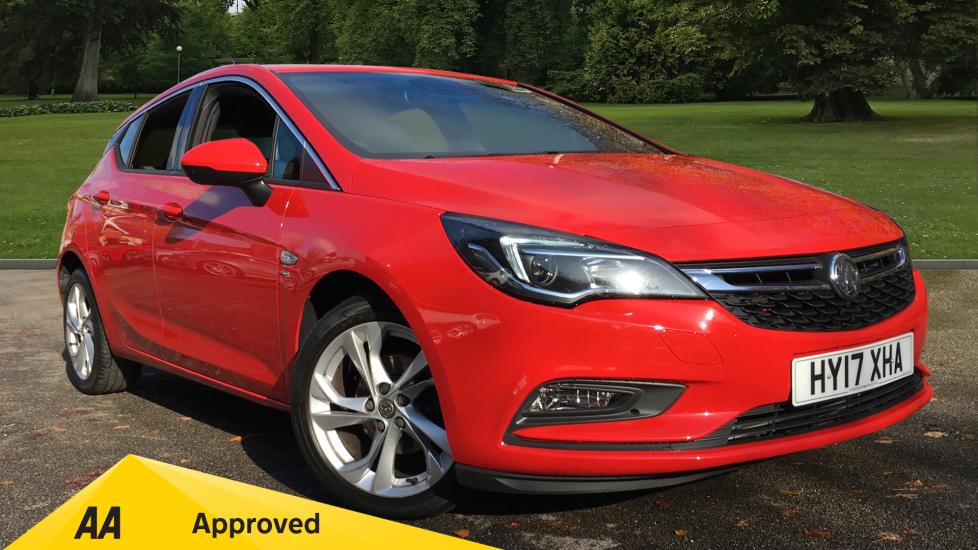 Vauxhall Astra 1.4T 16V 150 SRi 5dr Hatchback (2017) image