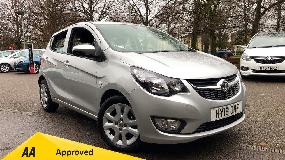 Vauxhall Viva 1.0 SE [A/C] 5 door Hatchback (2018) available from Bolton Motor Park Abarth, Fiat and Mazda thumbnail image