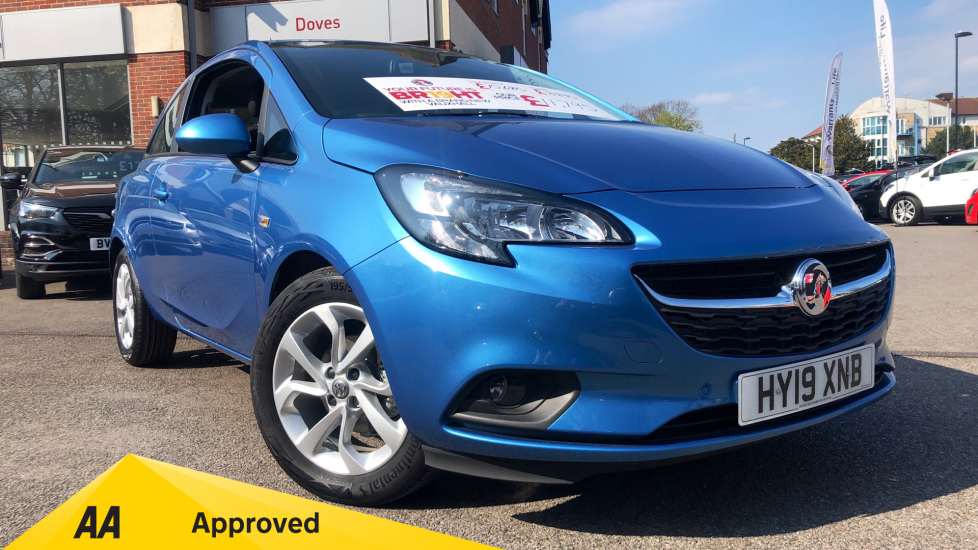 Vauxhall Corsa 1.4 [75] Energy 3dr [AC] Hatchback (2019) available from Ford Croydon thumbnail image