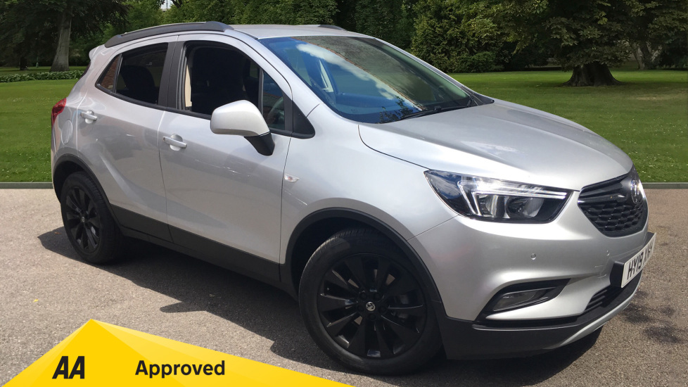 Vauxhall Mokka X 1.4T ecoTEC Design Nav 5dr Hatchback (2019) image