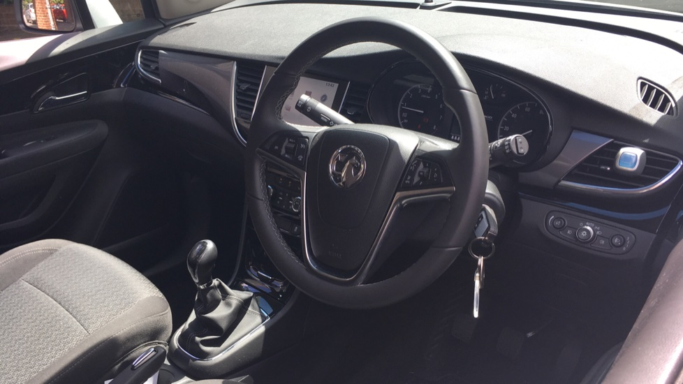 Vauxhall Mokka X 1.4T ecoTEC Design Nav 5dr image 12