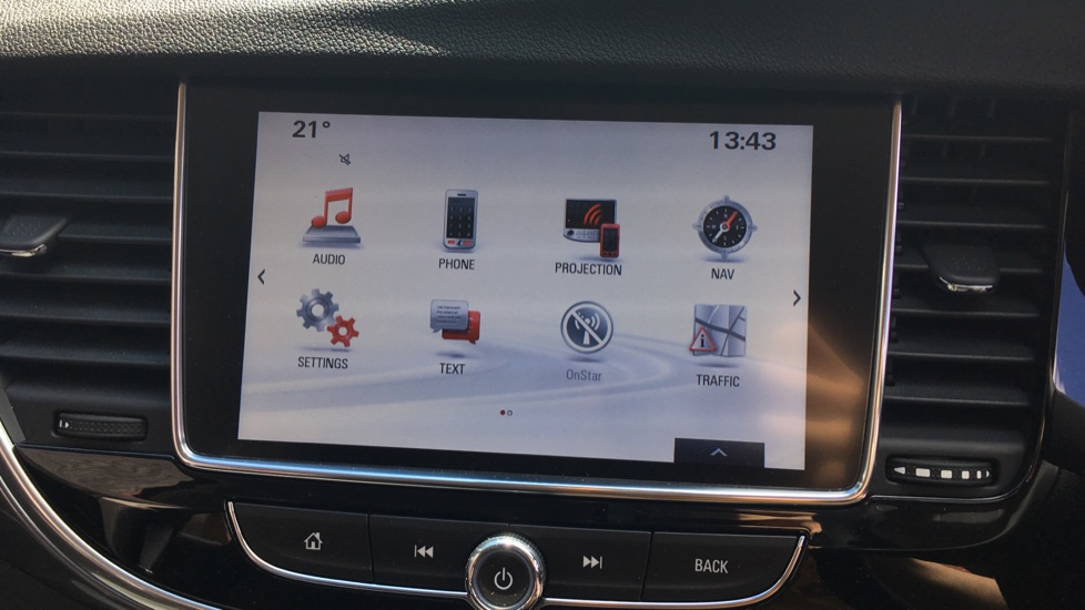 Vauxhall Mokka X 1.4T ecoTEC Design Nav 5dr image 15