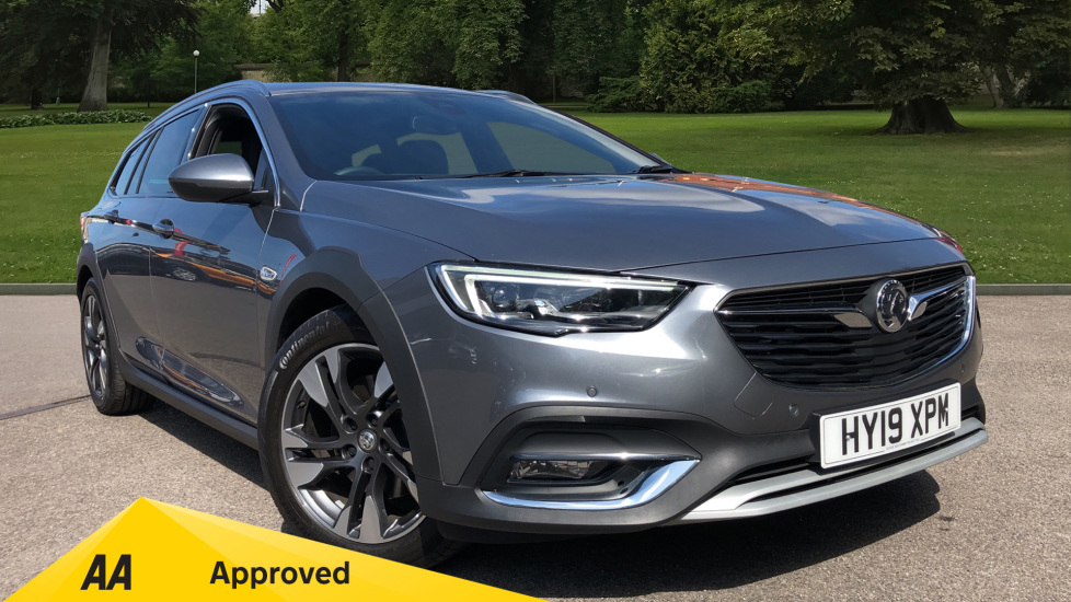 Vauxhall Insignia Country Tourer 2.0 Turbo D 4X4 5dr Diesel Estate (2019) image