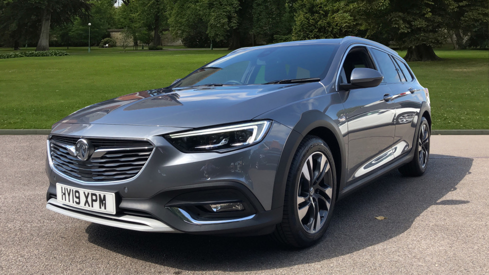 Vauxhall Insignia Country Tourer 2.0 Turbo D 4X4 5dr image 3