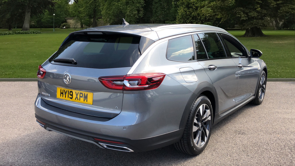 Vauxhall Insignia Country Tourer 2.0 Turbo D 4X4 5dr image 5