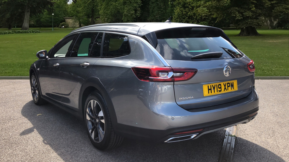 Vauxhall Insignia Country Tourer 2.0 Turbo D 4X4 5dr image 7