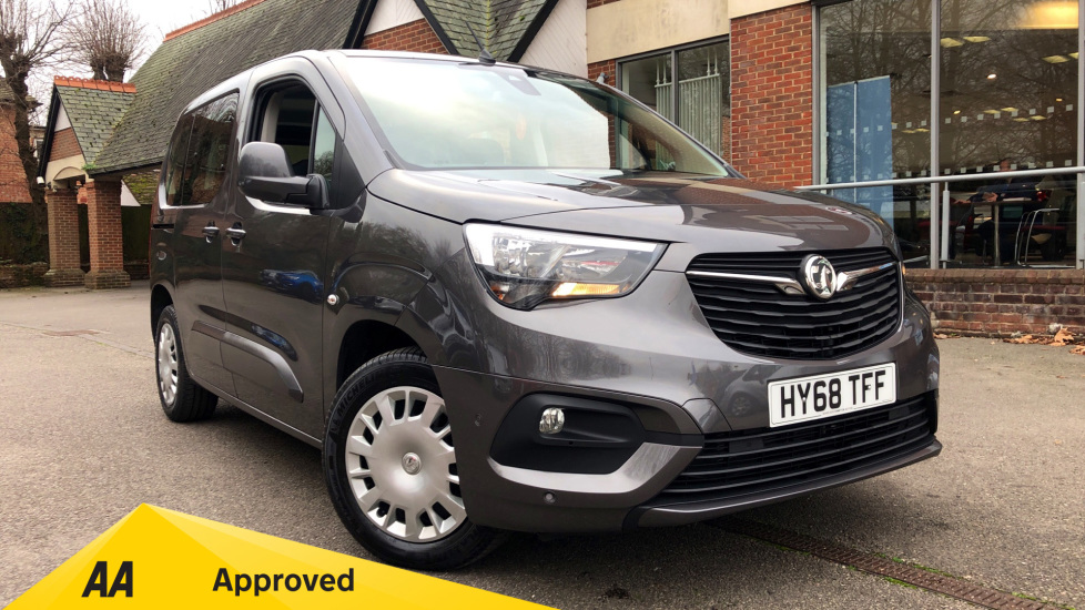 Vauxhall Combo Life 1.5 Turbo D Energy 5dr Diesel Estate (2018)