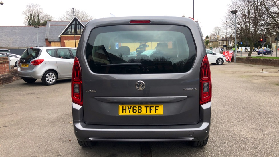 Vauxhall Combo Life 1.5 Turbo D Energy 5dr image 6