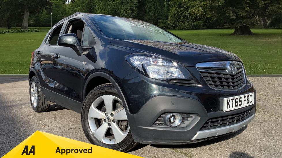 Vauxhall Mokka 1.6 CDTi ecoFLEX Tech Line 5dr Diesel Hatchback (2016)