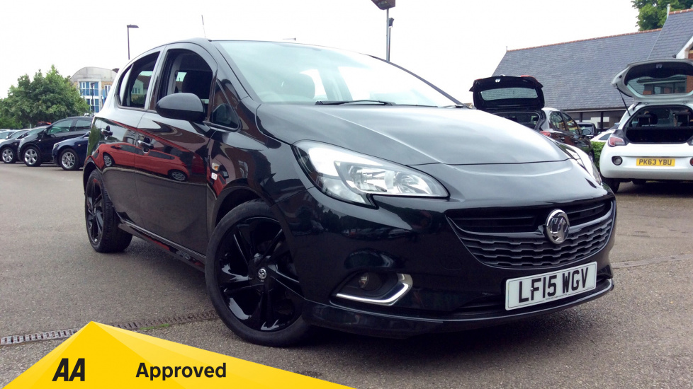 Vauxhall Corsa 1.4 Limited Edition 5dr Hatchback (2015) image