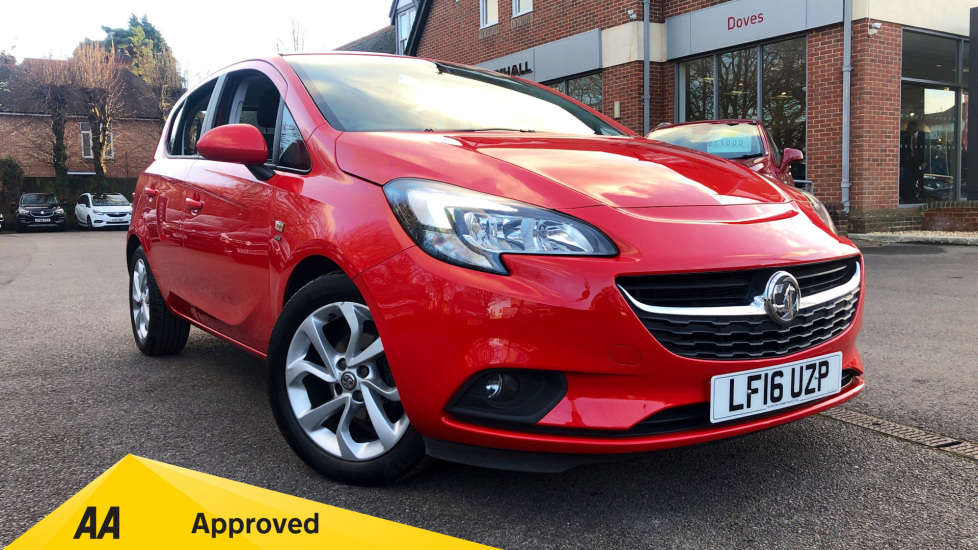 Vauxhall Corsa 1.4 ecoFLEX Energy [AC] 5 door Hatchback (2016) available from Bolton Motor Park Abarth, Fiat and Mazda thumbnail image