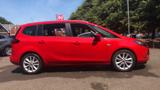 VAUXHALL ZAFIRA TOURER SRI MPV, PETROL, in RED, 2015 - image 10