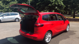 VAUXHALL ZAFIRA TOURER SRI MPV, PETROL, in RED, 2015 - image 11