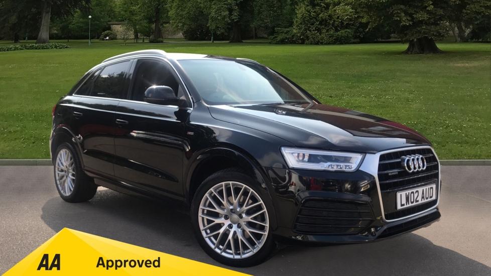 Audi Q3 2.0 TDI [184] Quattro S Line Plus S Tronic - Audi Drive Select, High-beam Assist & Sat Nav image 1