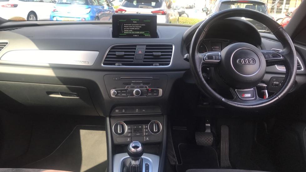 Audi Q3 2.0 TDI [184] Quattro S Line Plus S Tronic - Audi Drive Select, High-beam Assist & Sat Nav image 11