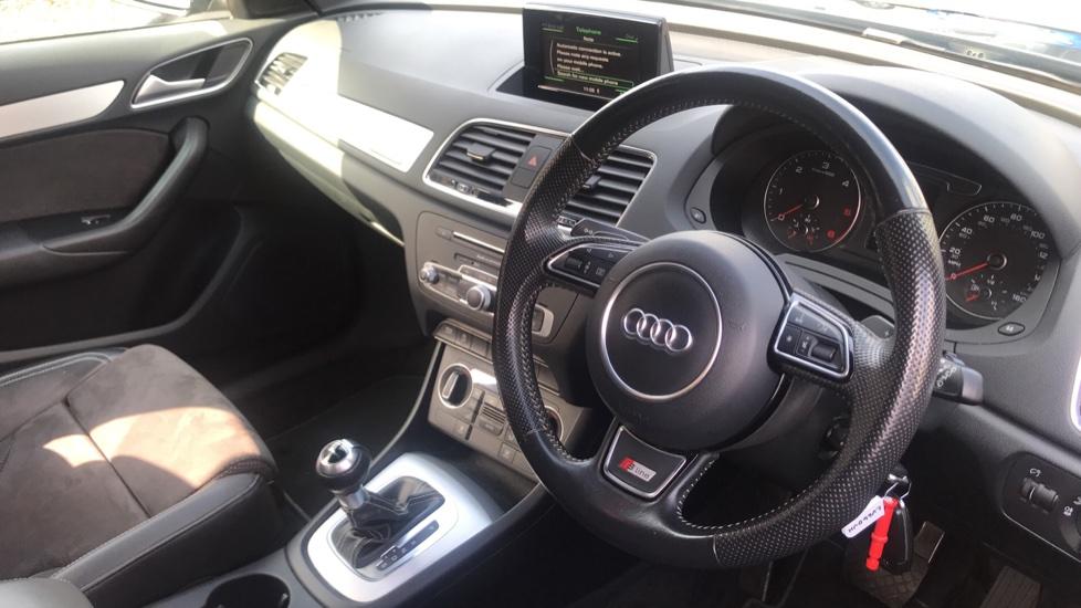 Audi Q3 2.0 TDI [184] Quattro S Line Plus S Tronic - Audi Drive Select, High-beam Assist & Sat Nav image 12