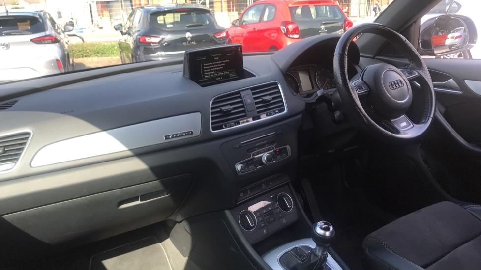 Audi Q3 2.0 TDI [184] Quattro S Line Plus S Tronic - Audi Drive Select, High-beam Assist & Sat Nav image 13