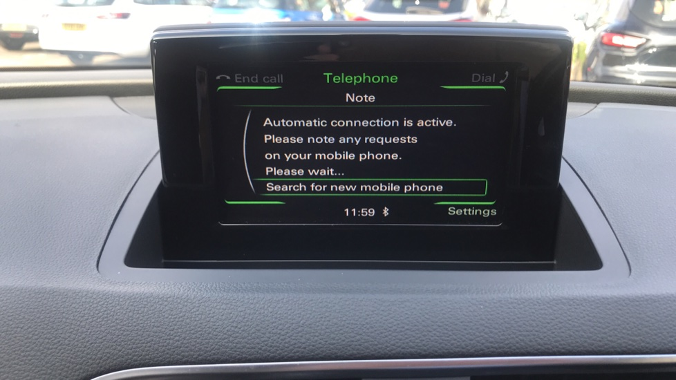 Audi Q3 2.0 TDI [184] Quattro S Line Plus S Tronic - Audi Drive Select, High-beam Assist & Sat Nav image 23