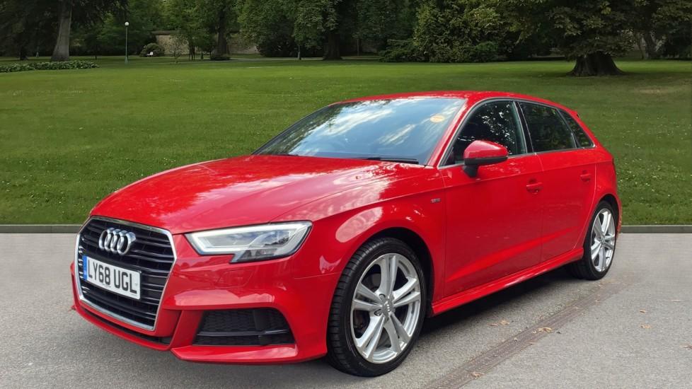 Audi A3 30 TFSI 116 S Line S Tronic - Automatic,SD Card Based MMI Navigation, & Audi Smartphone Interface image 3